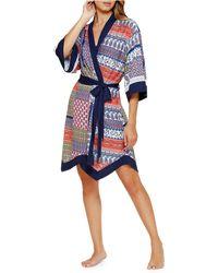 Bollydoll Desert Dreamer Kimono Robe - Multicolour