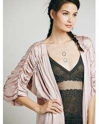Intimately - Kind Of A Kimono - Lyst
