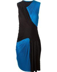Alexander Wang Pleated Dress - Lyst