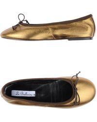 Le Ballerine Ballet Flats - Lyst