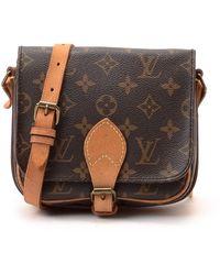 Louis Vuitton Messenger Bag brown - Lyst
