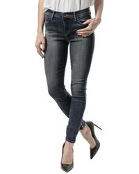 J Brand Maria Jeans blue - Lyst