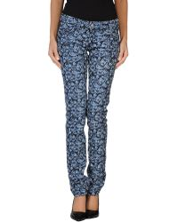 Etoile Isabel Marant Casual Pants - Lyst