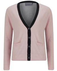 Antipodium   Womens Double Time Cardigan   Lyst