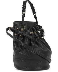 Alexander Wang 'diego' Bucket Shoulder Bag - Black