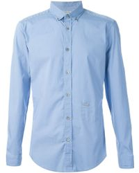 Diesel Blue S-pacificola Shirt - Lyst