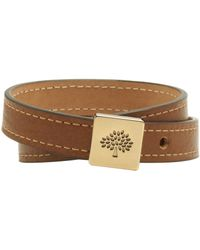 Mulberry Brown Tessie Bracelet - Lyst