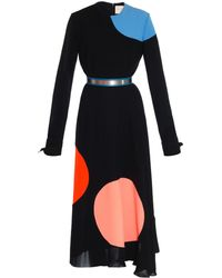 Roksanda Withiel Bold-Circles Dress - Lyst