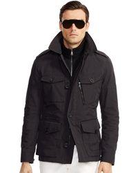 Ralph Lauren Black Label Water-resistant Field Jacket - Lyst