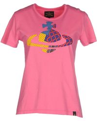 Vivienne Westwood Anglomania | T-shirt | Lyst