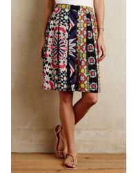 Weston - Fez Pleated Skirt - Lyst