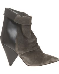 Isabel Marant Andrew Couture Boots - Lyst