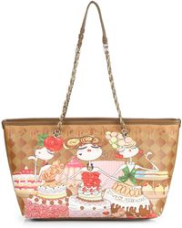 Love Moschino Charming Tote - Lyst