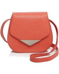 Facine Mini Saddle Bag - Pink