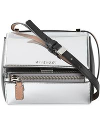 Givenchy Pandora Small Leather Cross-Body Bag - Lyst