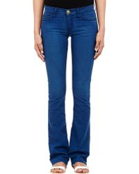 """Current/Elliott The Slim Boot National"""" Jeans - Lyst"""