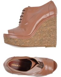 Sonia Rykiel Lace-up Shoes - Lyst
