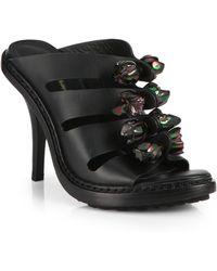3.1 Phillip Lim Cosmic Leather High-Heel Sandals - Lyst