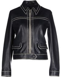 what does prada sell - Shop Women's Prada Leather Jackets | Lyst