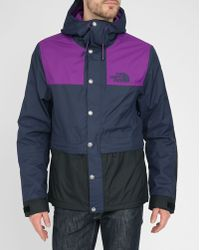 The North Face Black Tricolour 1985 Rage Mountain Jacket - Lyst