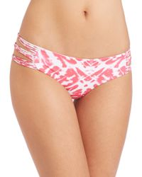 Mikoh Swimwear | Velzyland Bikini Bottom | Lyst
