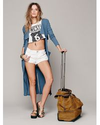 Free People Day Trip Roller - Natural
