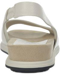 Naya - Kiss Flat Sandals - Lyst