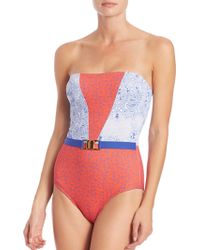 OndadeMar One-piece Rosental Swimsuit - Pink