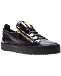 Giuseppe Zanotti 'Frankie' Sneakers - Lyst