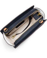 e1b945e105f69 shopping michael michael kors womens selma mini messenger bag ee268 7138a   germany michael kors selma medium color block leather messenger lyst aea39  38b89
