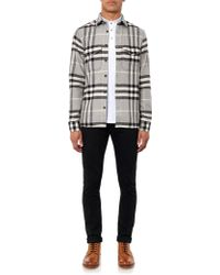 Burberry Brit Bartley Checked Flannel Shirt - Lyst