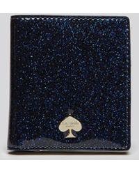 Kate Spade Wallet - Glitter Bug Small Stacy Bi-fold - Lyst