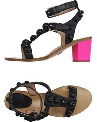 Markus Lupfer - Beaded Sandals - Lyst