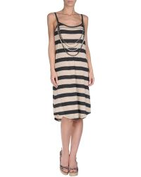 Twin-set Simona Barbieri Beach Dress - Lyst