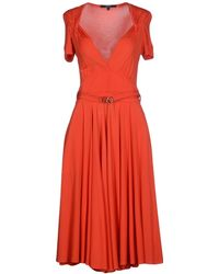 Gucci Knee-length Dress - Red