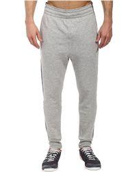 Adidas Slim 3-Stripes Sweatpant - Lyst