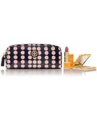 Tory Burch - Printed Cosmetic Case - Lyst