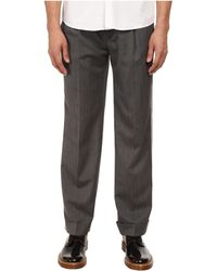 Marc Jacobs Strictly Striped Cuffed Pant - Lyst