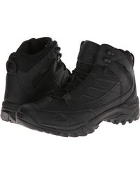 The North Face Storm Mid Wp Leather - Lyst