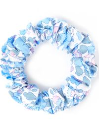 Liberty - Betsy Scrunchie - Lyst