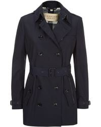 Burberry Brit - Brookes Trench Coat - Lyst