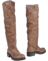 Maliparmi Boots - Brown