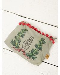 Free People All Souls Mercantile Toiletry Bag - Multicolor