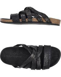 Laidbacklondon Sandals - Black