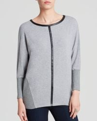 Two By Vince Camuto - Dolman Sleeve Blouse - Lyst