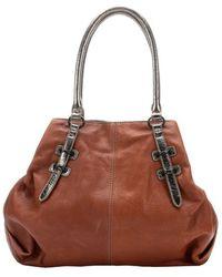 Liebeskind Scotch Leather Priscilla Top Handle Bag - Lyst