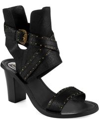 Ash Quantum Heeled Sandals - Lyst