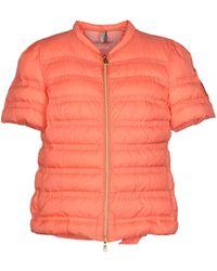 Geospirit Down Jacket pink - Lyst