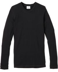 Calvin Klein Black T-Shirt - Lyst