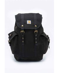 Carhartt - Canvas Backpack in Black - Lyst